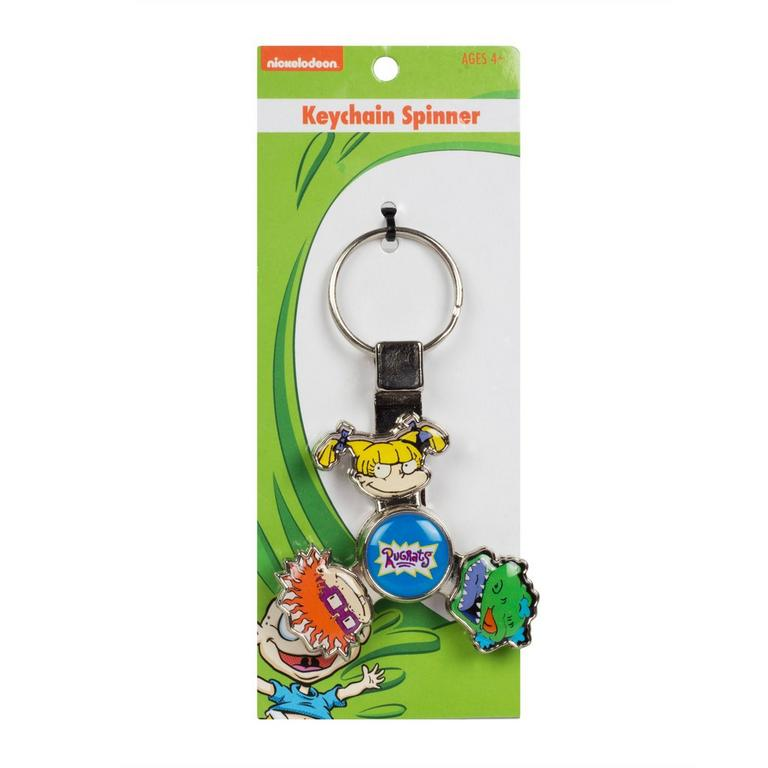 Rugrats Spinning Keychain