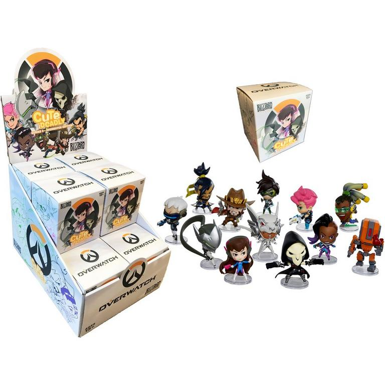 Overwatch Cute But Deadly Series 3 Blind Box