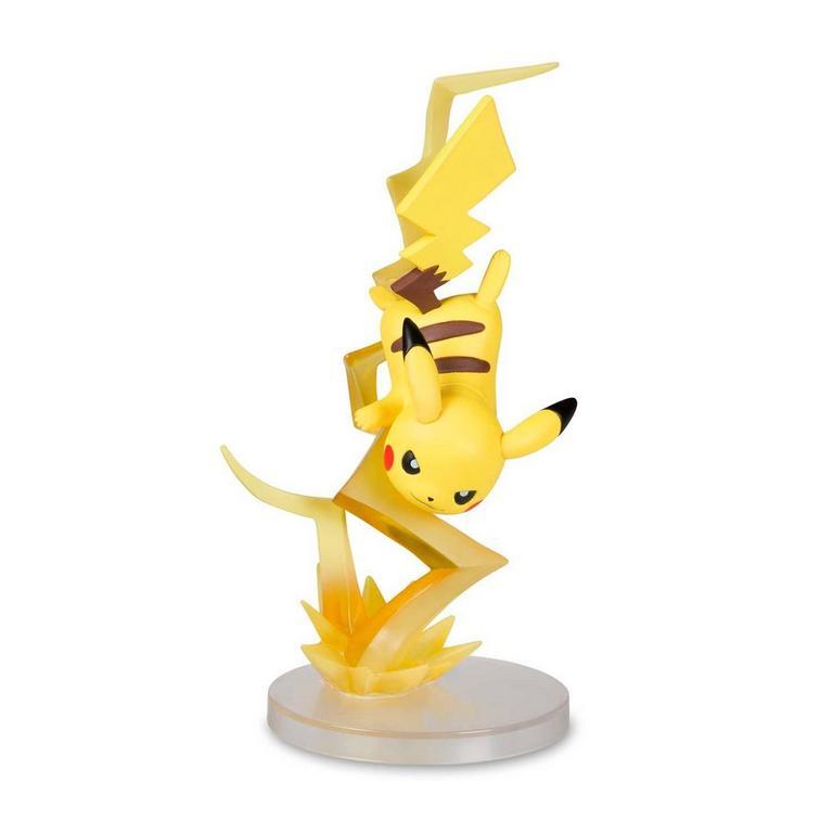 Pokemon Gallery Figure: Pikachu Thunderbolt