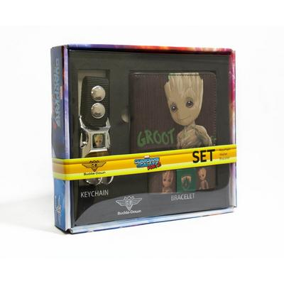 Guardians of the Galaxy Groot Wallet Set