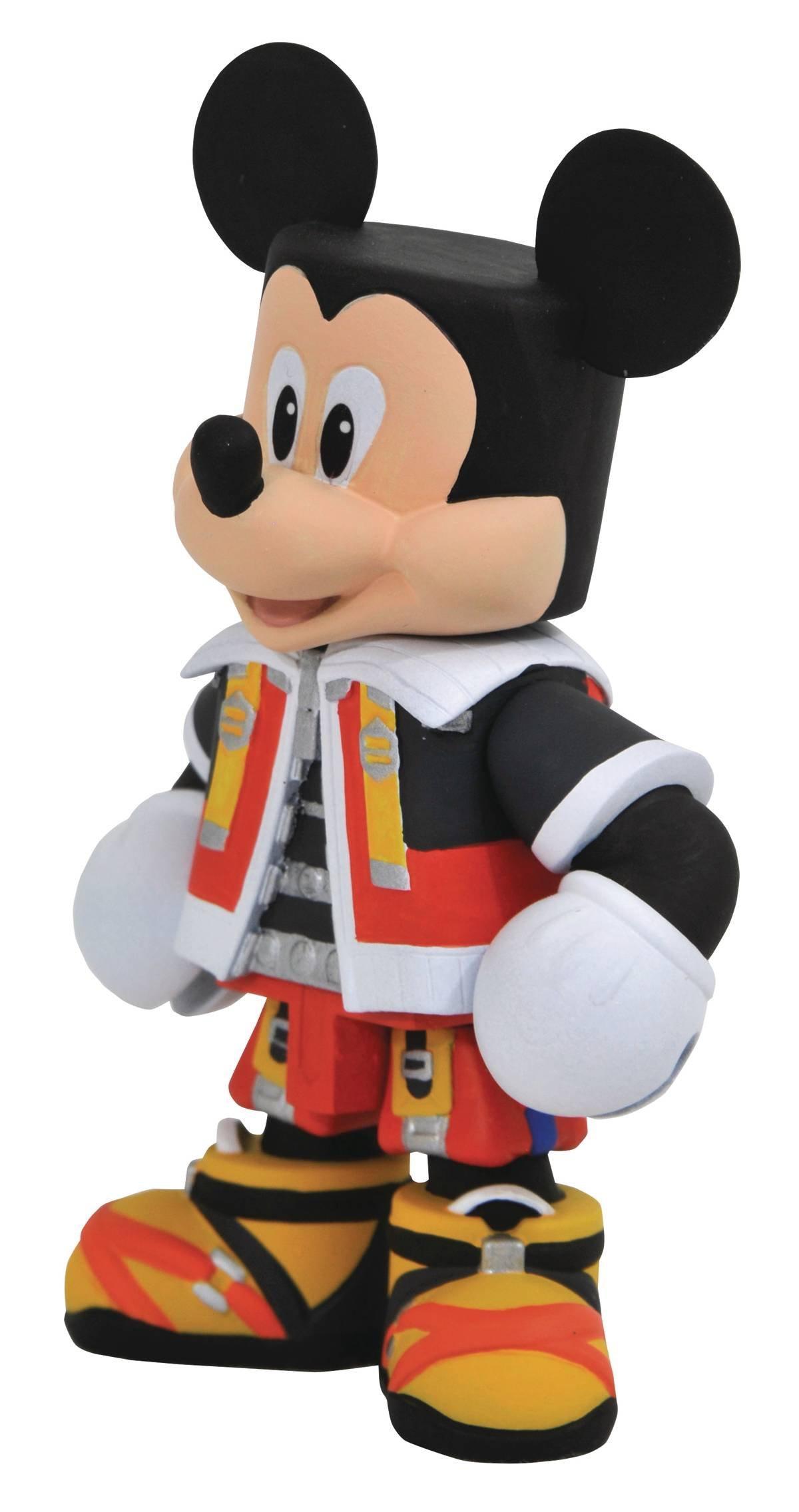 Kingdom Hearts Mickey Vinimate
