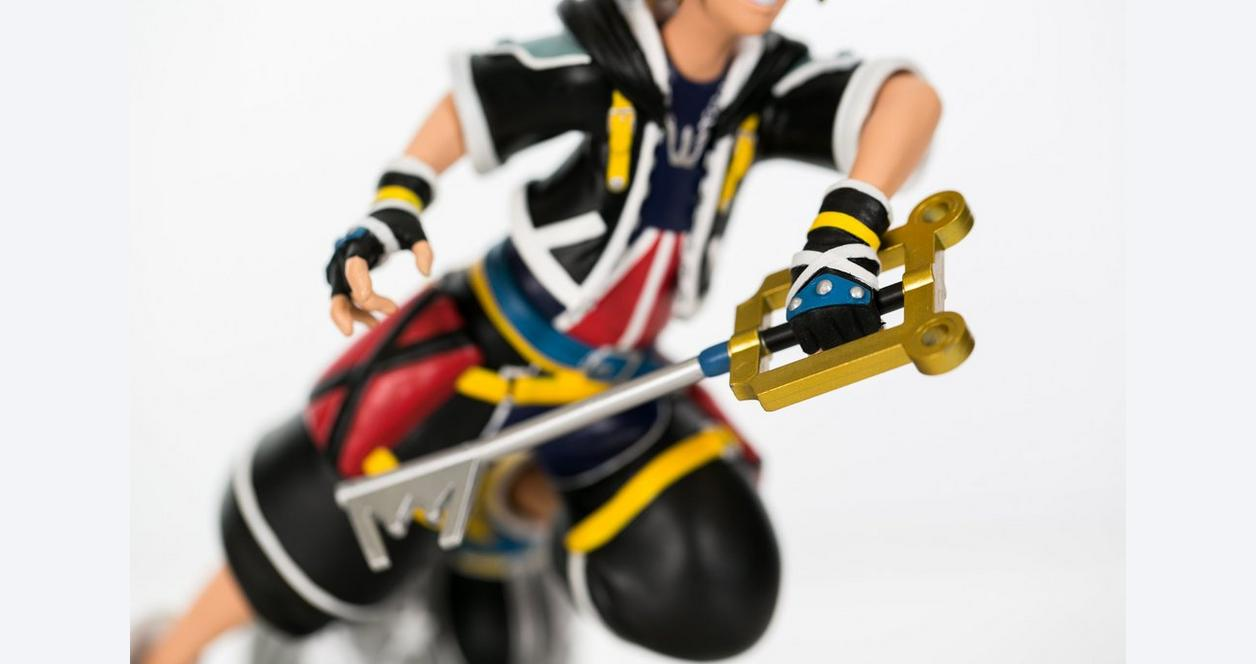 Kingdom Hearts Gallery: Sora Variant PVC Statue - Only at GameStop