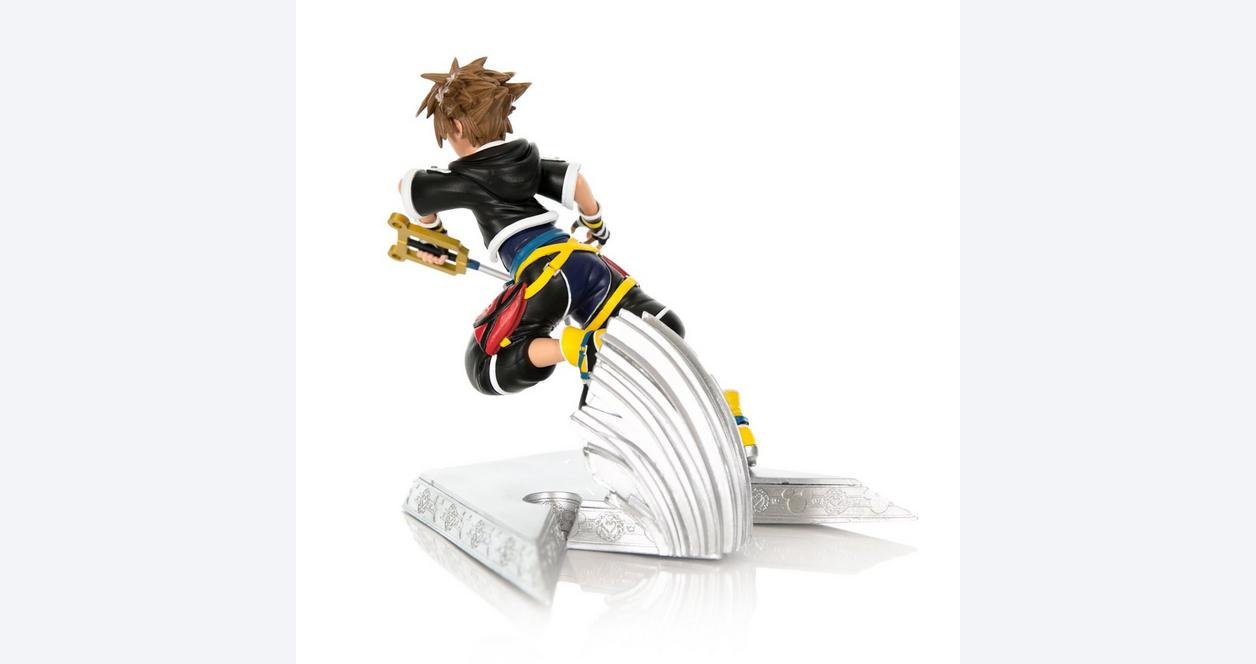 Kingdom Hearts Gallery Sora Statue Only at GameStop