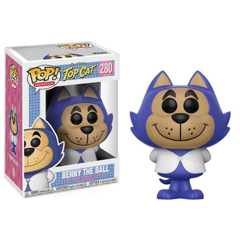 POP! Animation: Hanna Barbera - Benny the Ball