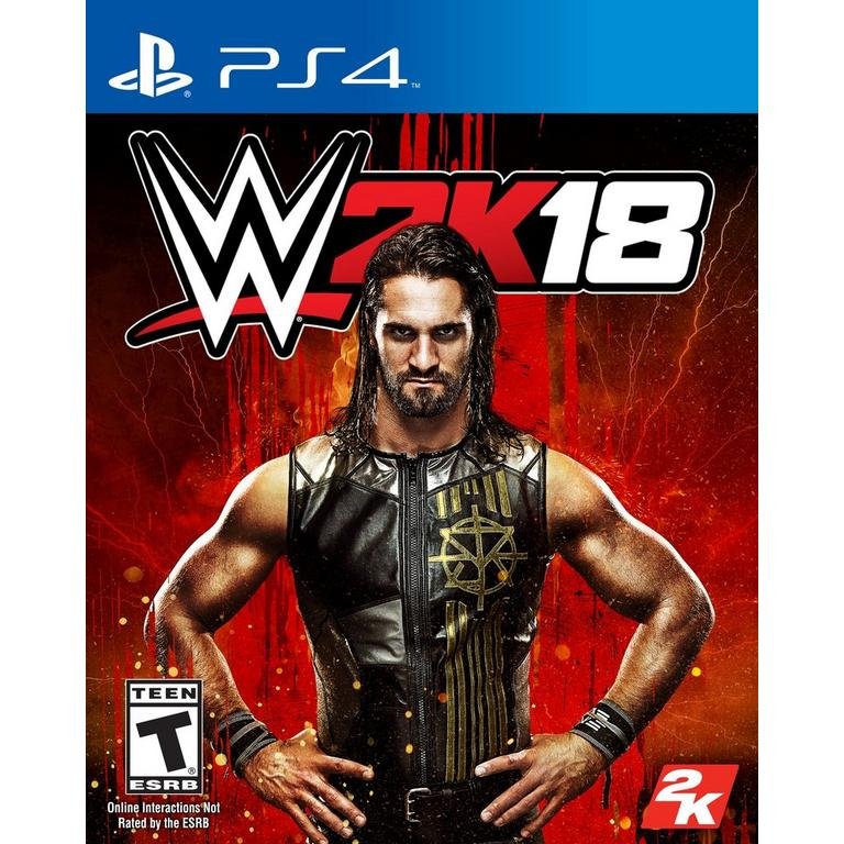 WWE 2K18 | PlayStation 4 | GameStop