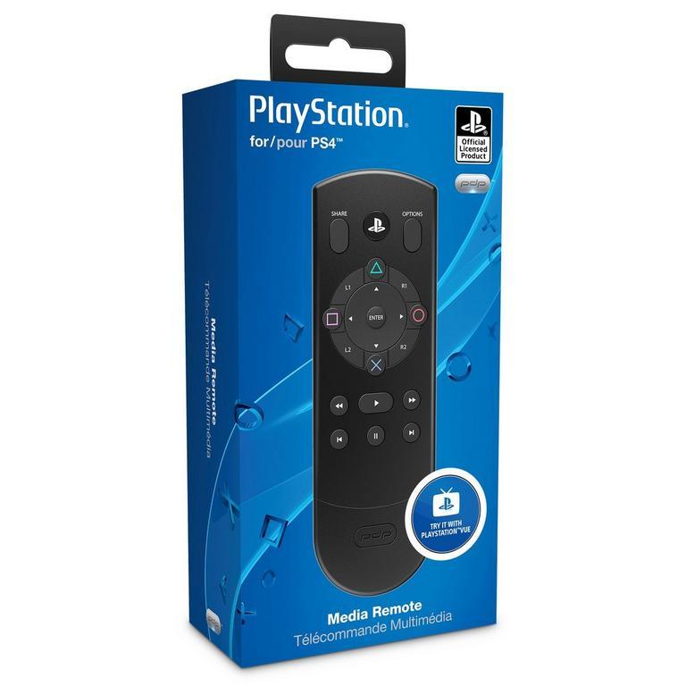 Media Remote for PlayStation 4