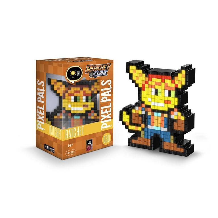 Pixel Pals - Sony - Ratchet