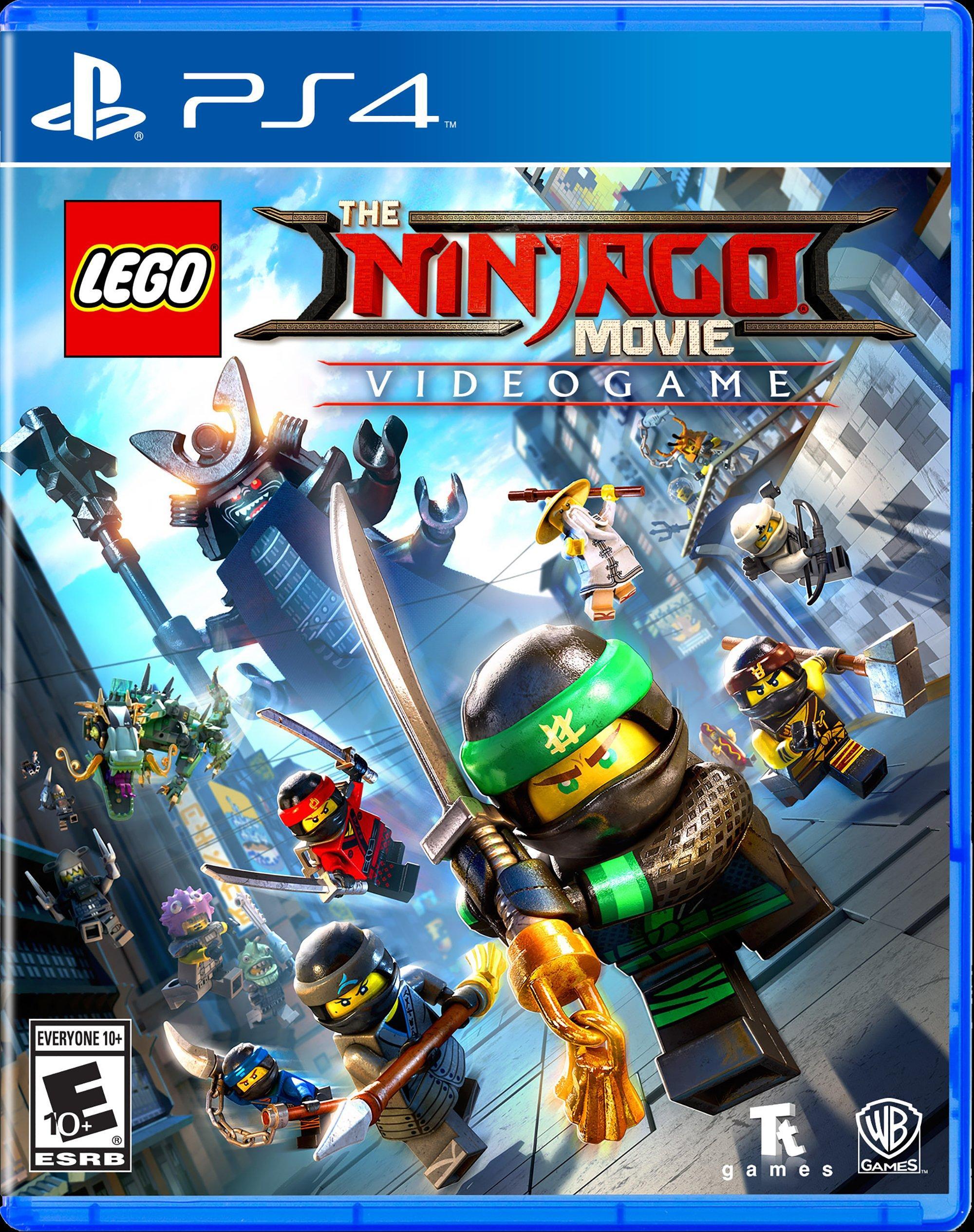 LEGO Ninjago Movie Video Game | PlayStation 4 | GameStop