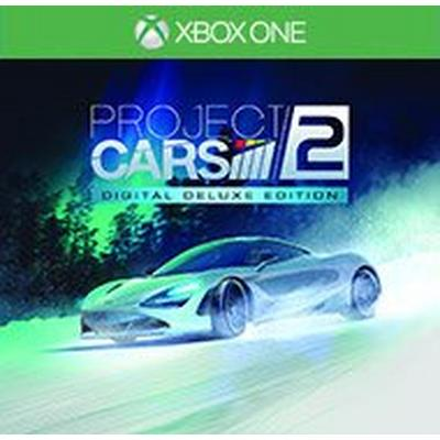 Project Cars 2 Digital Deluxe Edition