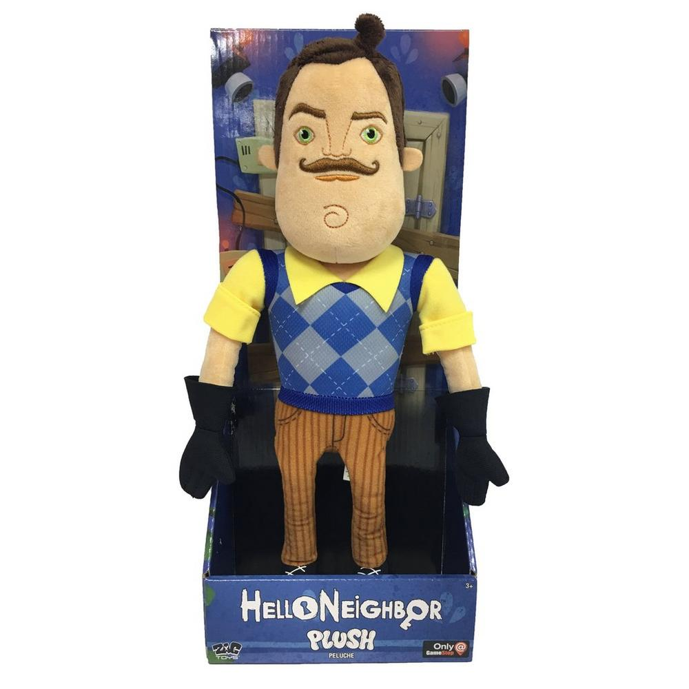 Hello Neighbor 15 inch Plush - Only at GameStop | GameStop