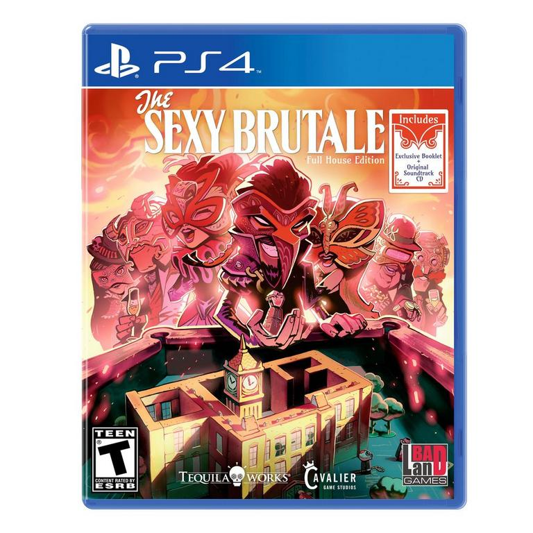 The Sexy Brutale: Full House Edition - Only at GameStop