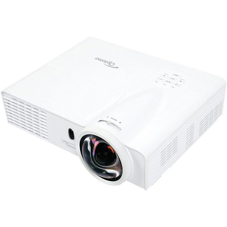 Optoma GT760A 720p Short-Throw Gaming Projector