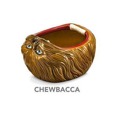 Star Wars Snack Bowls - Chewbacca
