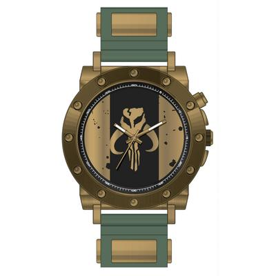 Star Wars Boba Fett Light Up Watch