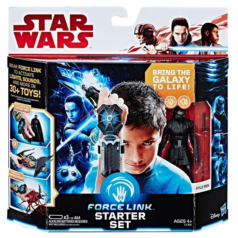 Star Wars: The Last Jedi - Force Link Starter Set