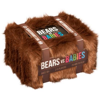 Bears vs Babies: A Monster-Building Card Game from the Creators of Exploding Kittens
