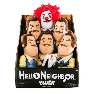 Hello Neighbor 12 inch Plush (Assortment)