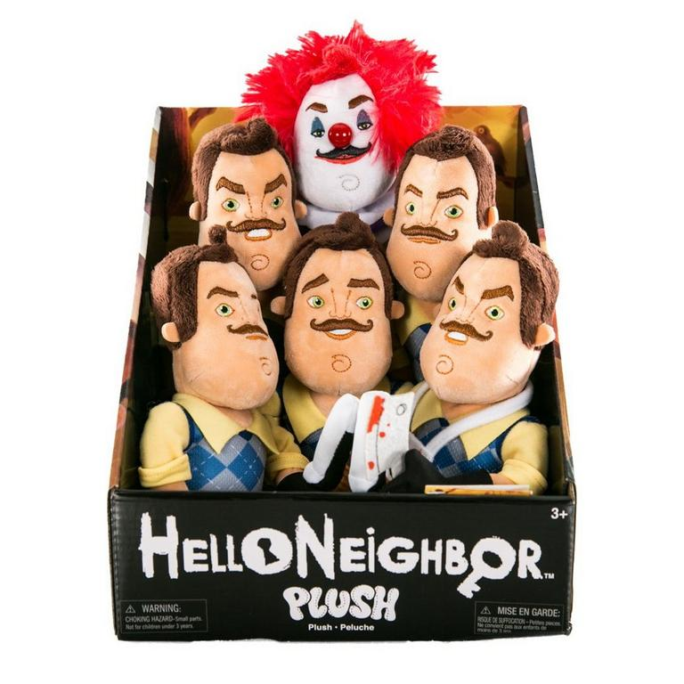 Hello Neighbor 12 inch Plush (Assortment)