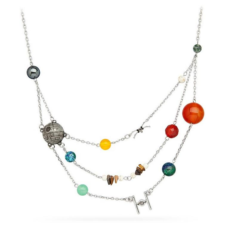 Star Wars Galactic Necklace