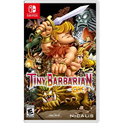 Tiny Barbarians DX