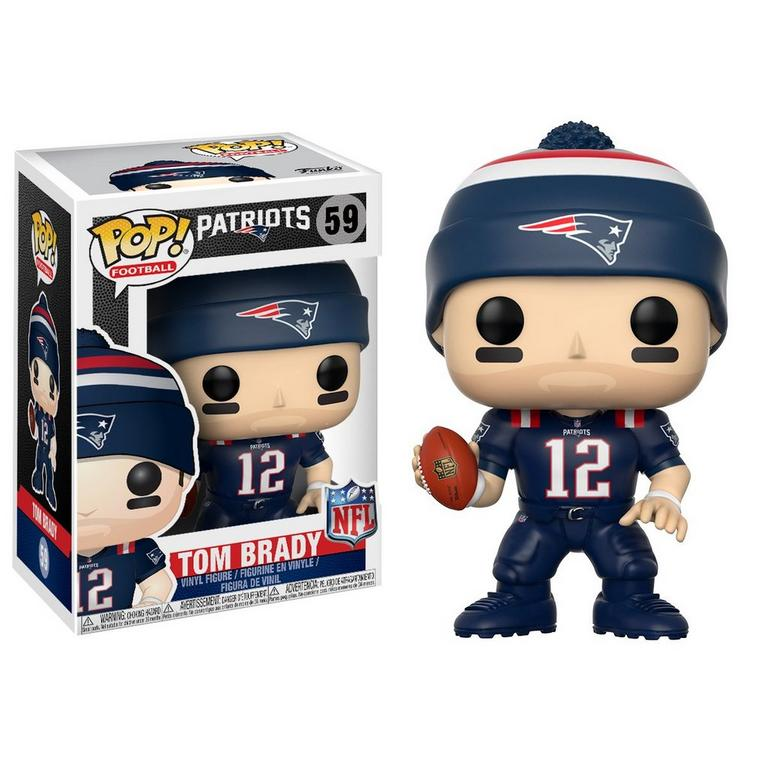 POP! NFL: Patriots Tom Brady Color Rush Wave 4