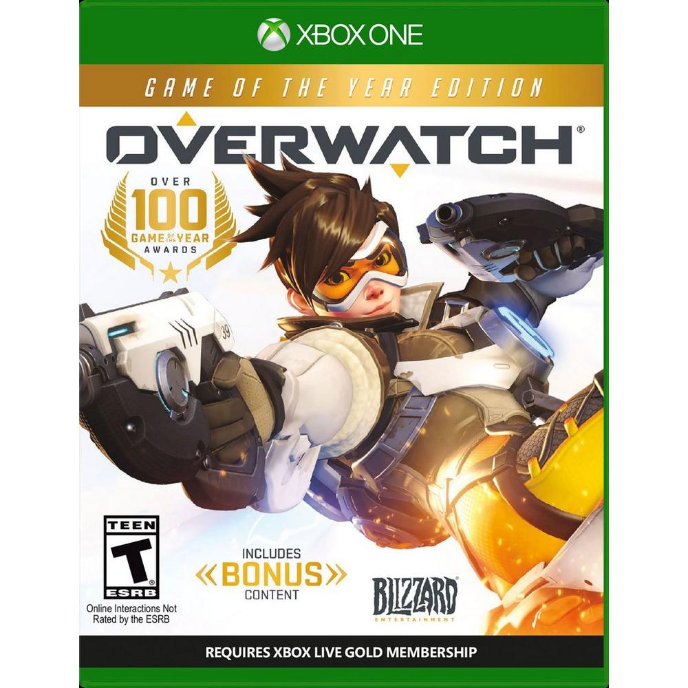 Overwatch Game of the Year Edition | Xbox One | GameStop