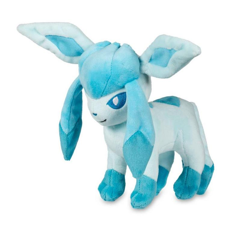 Pokemon Glaceon Plush