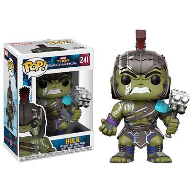 POP! Marvel: Thor Ragnarok - Hulk with Helmet