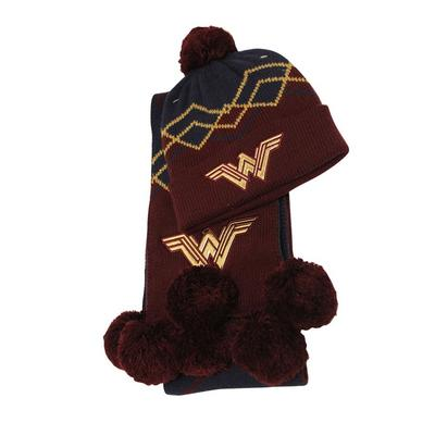 DC Wonder Woman Scarf Set