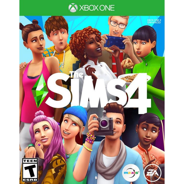 The Sims 4 Xbox One Gamestop