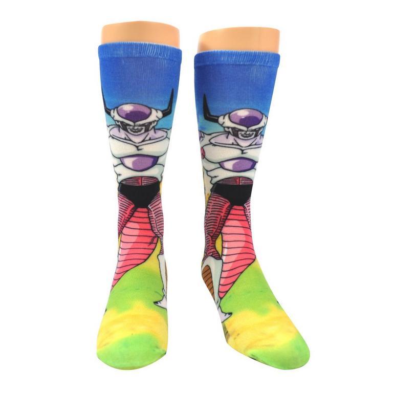 Dragon Ball Z Frieza 2nd Form Crew Socks