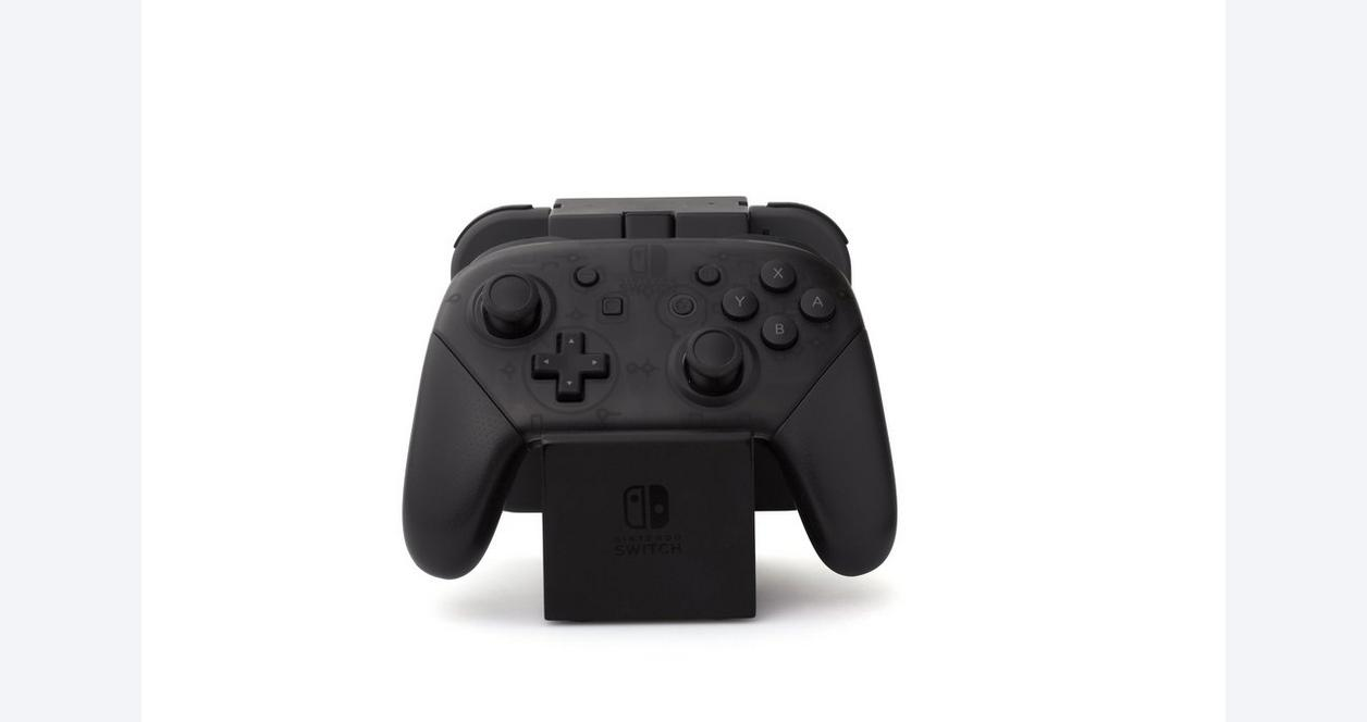 The Legend of Zelda: Breath of the Wild Joy-Con and Pro Controller Charging Dock for Nintendo Switch