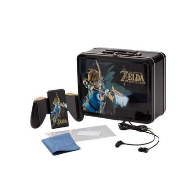 Nintendo Switch The Legend of Zelda: Breath of the Wild Collectible Lunchbox Kit Only at GameStop