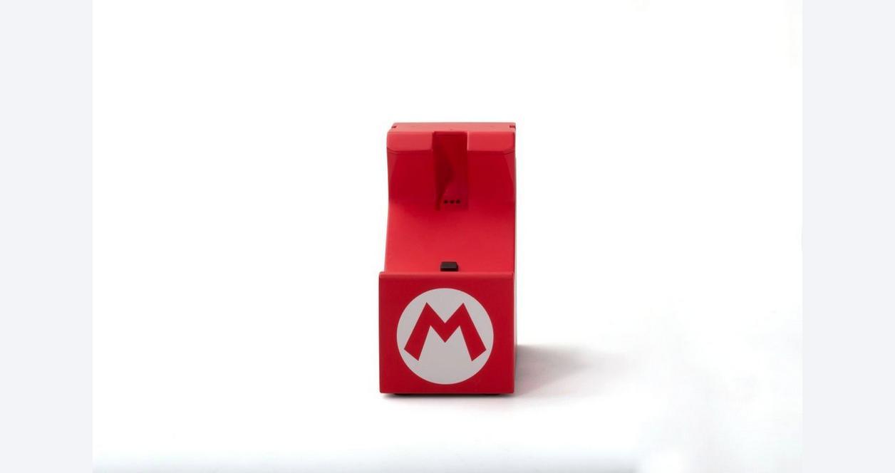 Nintendo Switch Super Mario Bros. Joy-Con and Pro Controller Charging Dock