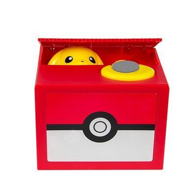 Pokemon Pikachu Coin Bank - ThinkGeek Exclusive