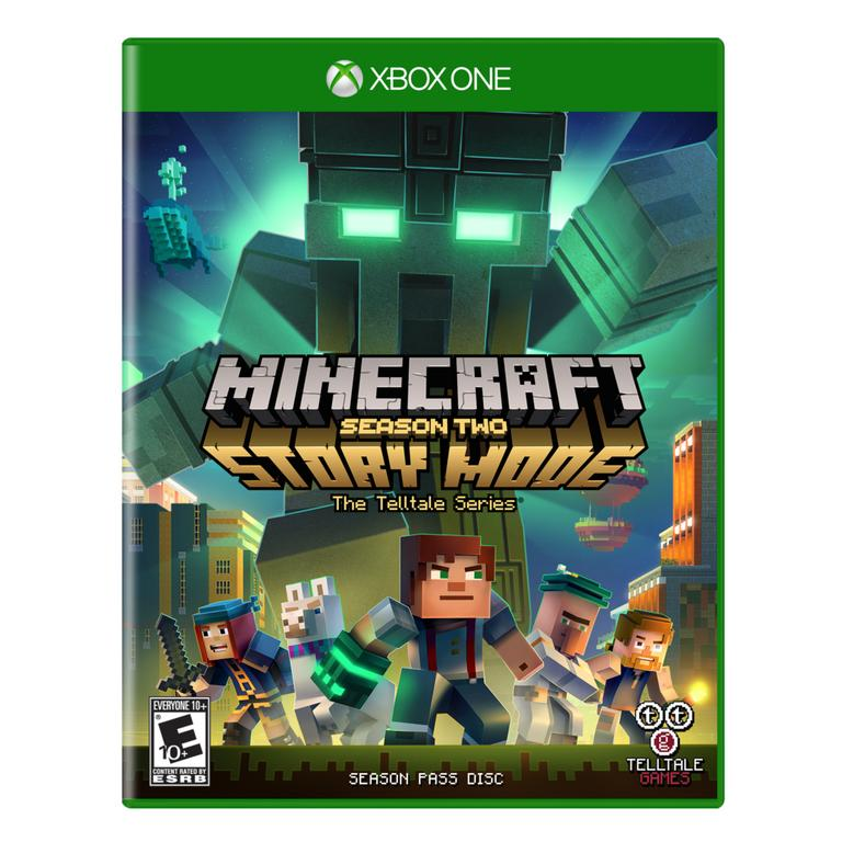 Minecraft: Story Mode Season Two (Chapter One Only)