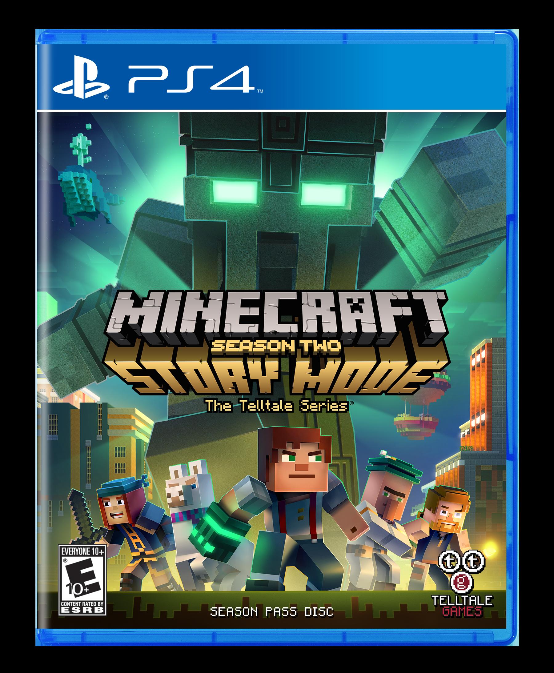 Minecraft Story Mode Season Two | PlayStation 4 | GameStop