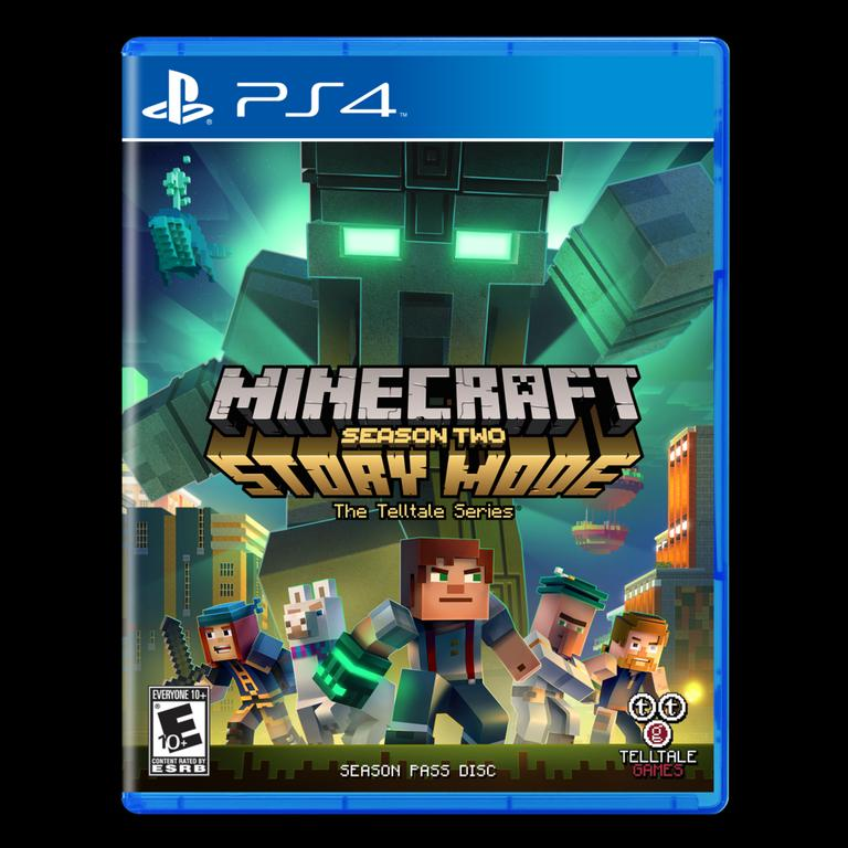 Minecraft Story Mode Season Two Season Pass Disc Chapter One