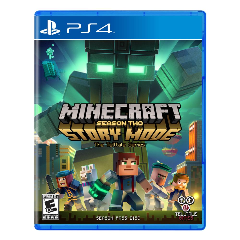 Minecraft Story Mode Season Two | PlayStation 4 | GameStop