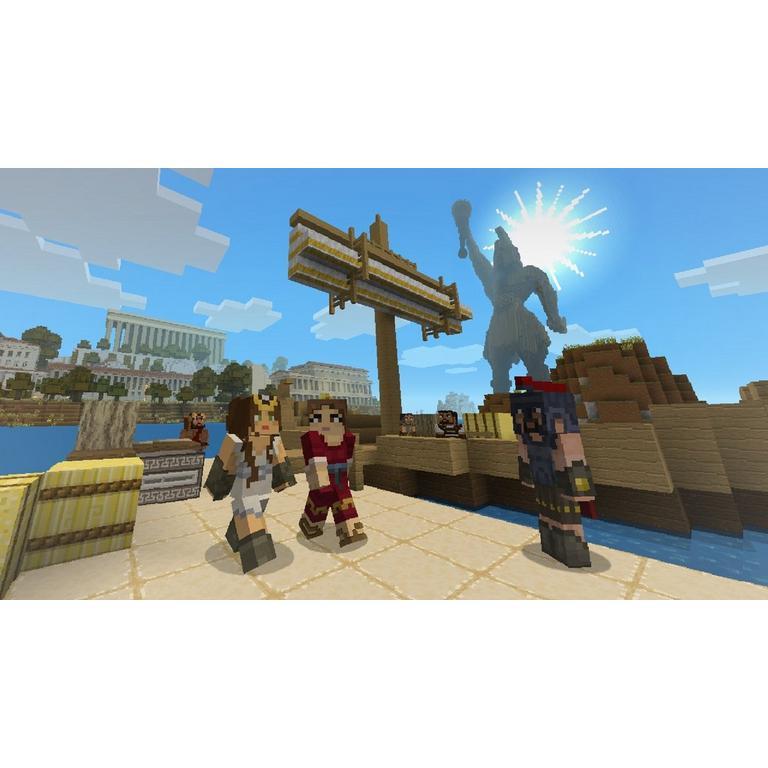Minecraft: Wii U Edition - Greek Mythology Mash-Up Pack