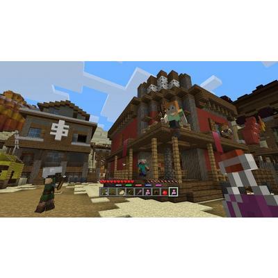 Minecraft: Wii U Edition - Battle Map Season Pass