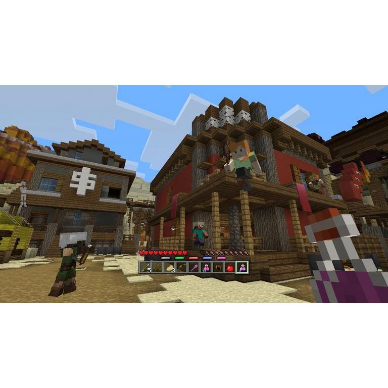 Minecraft: Wii U Edition Battle Map Season Pass