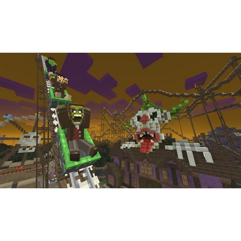 Minecraft: Wii U Edition - Halloween 2015 Mash-Up Pack