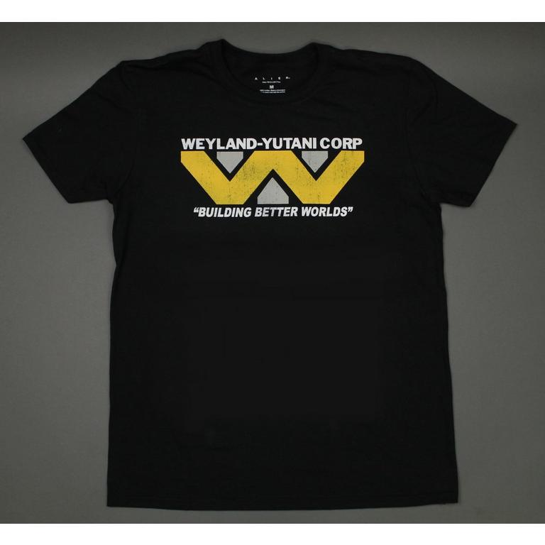 Alien Weyland-Yutani Corporation Logo T-Shirt