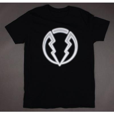 Black Bolt Icon T-Shirt