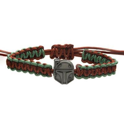 Star Wars Boba Fett Paracord Bracelet