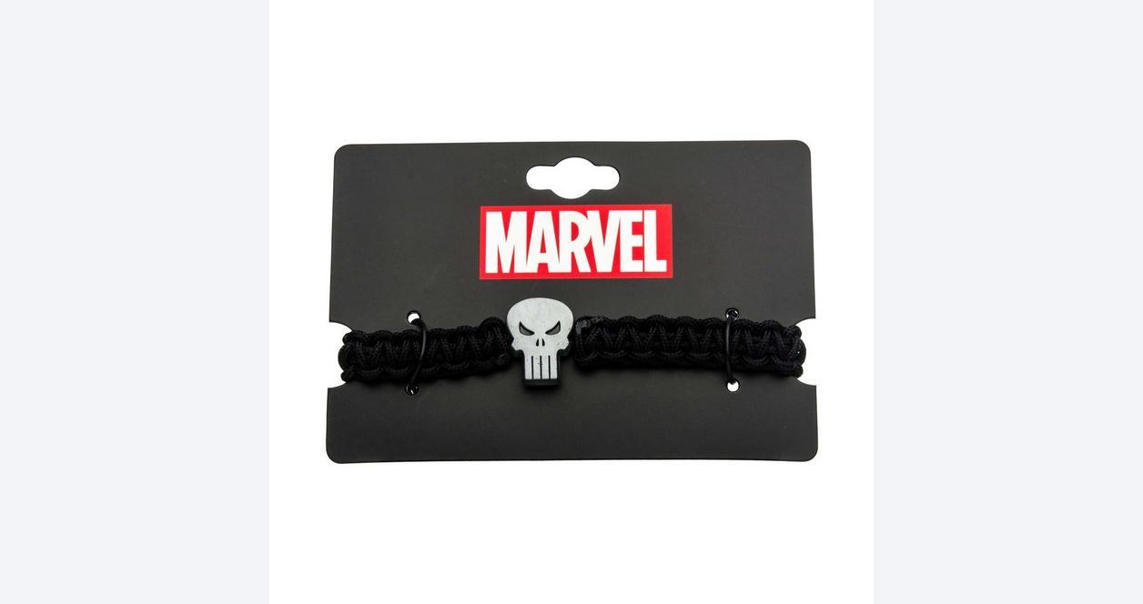 Punisher Paracord Bracelet