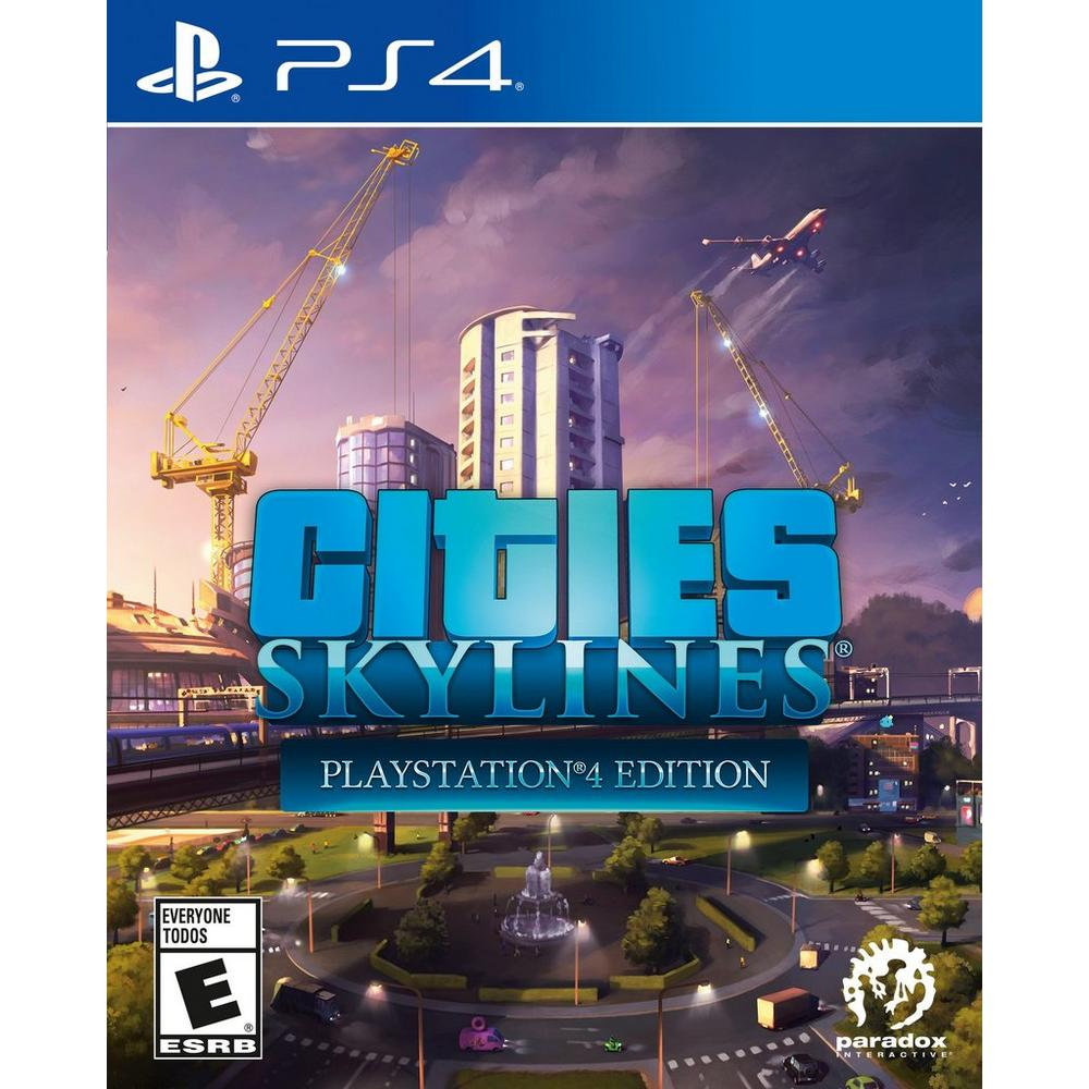 Cities Skylines - Only at GameStop | PlayStation 4 | GameStop