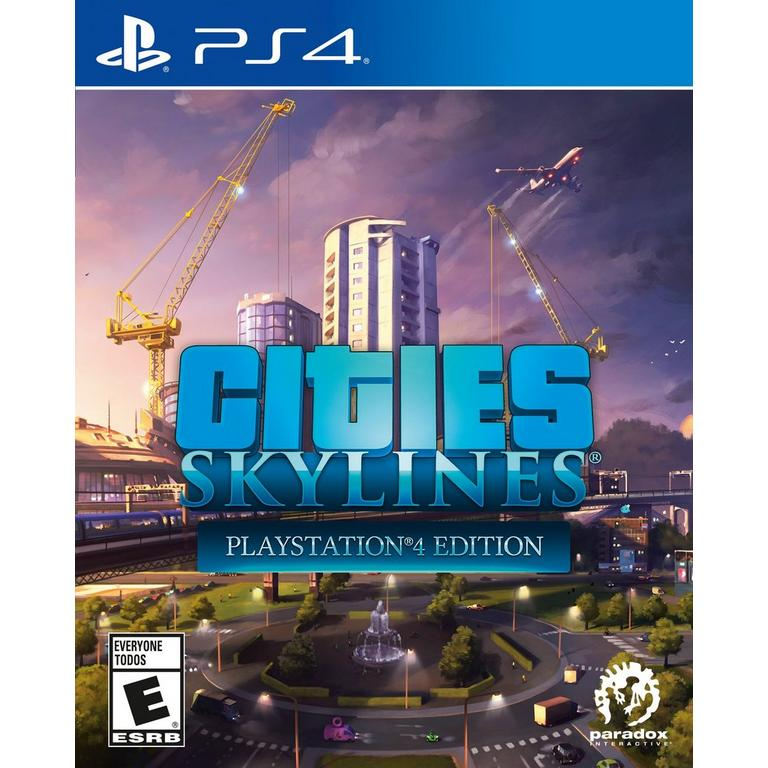Cities: Skylines PlayStation 4 Edition Only at GameStop