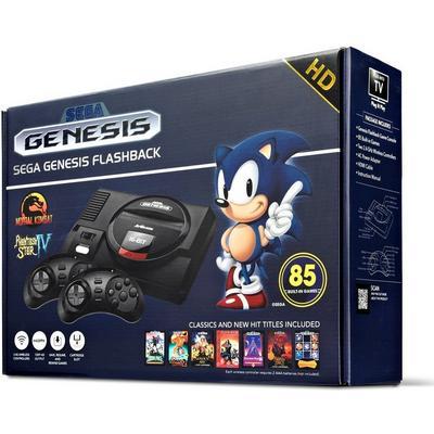 Sega Genesis Flashback System